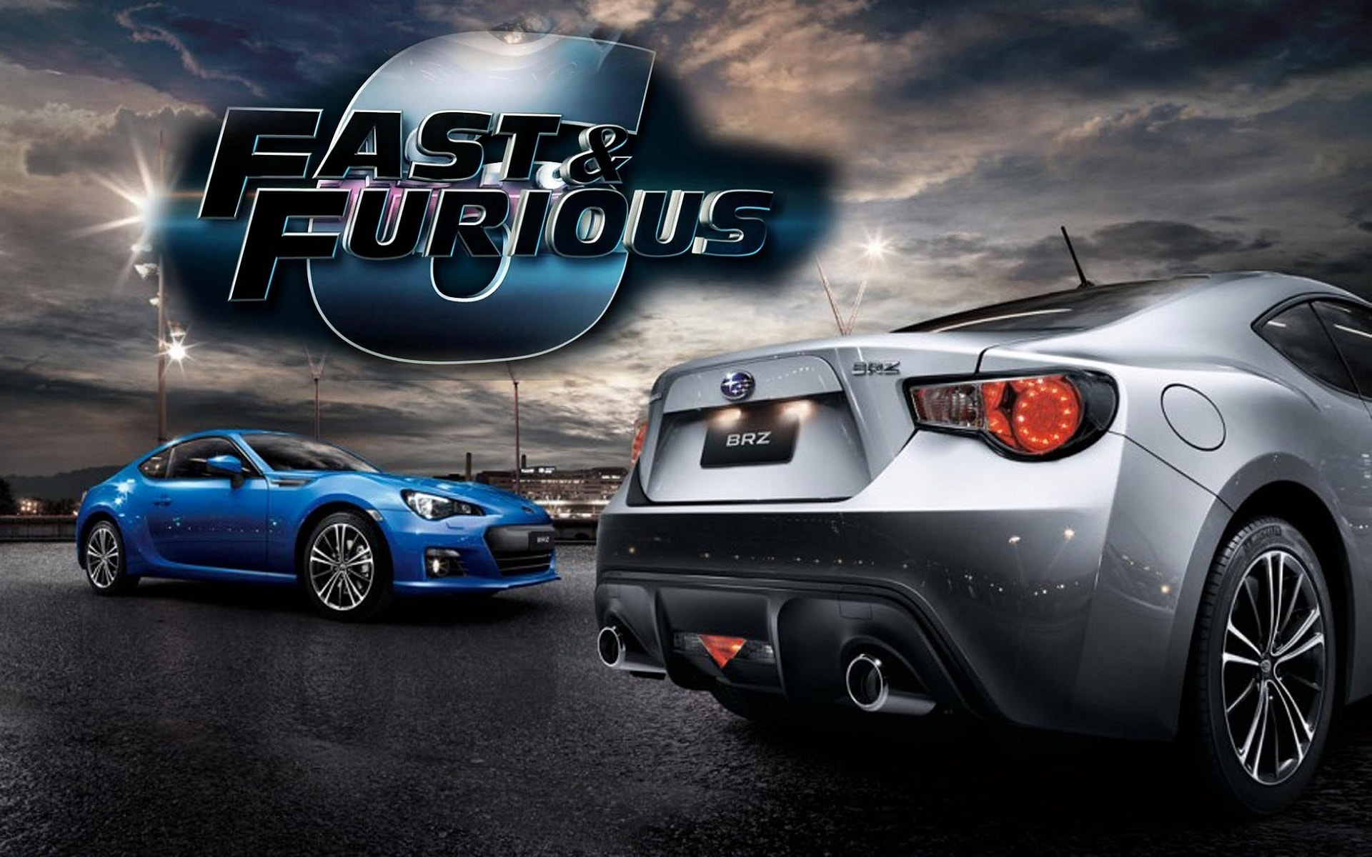 Fast & Furious 6 for mobile