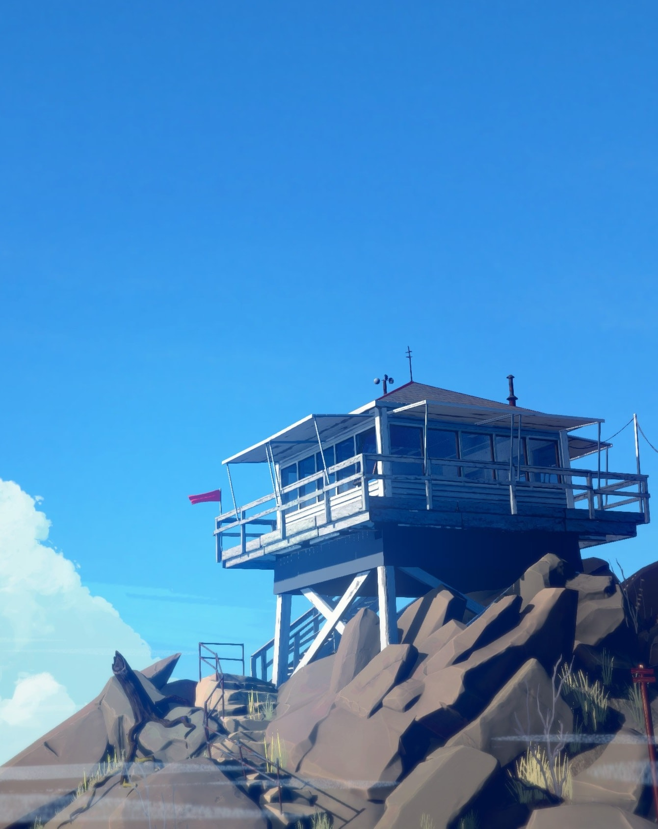Firewatch For mobile