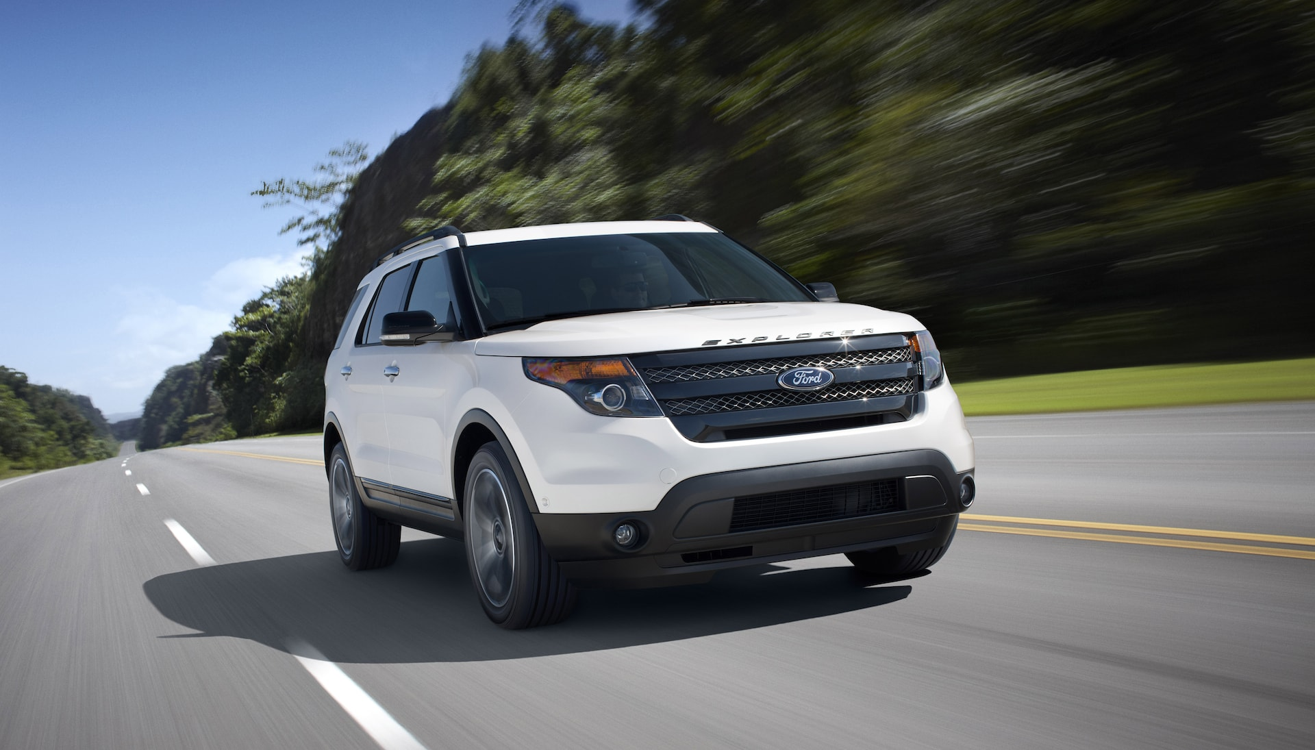 Ford Explorer For mobile