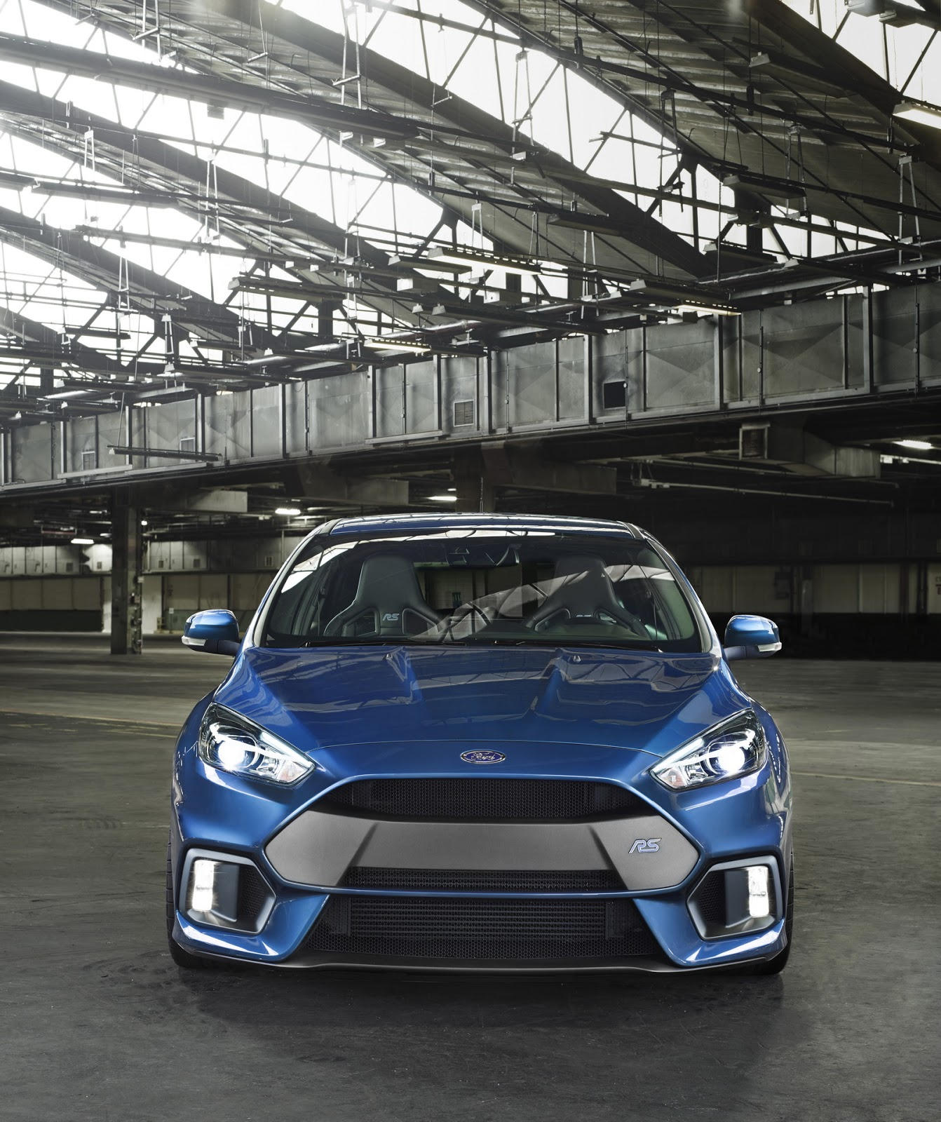 Ford Focus 3 RS For mobile