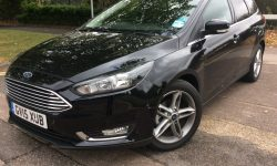Ford Focus Titanium For mobile