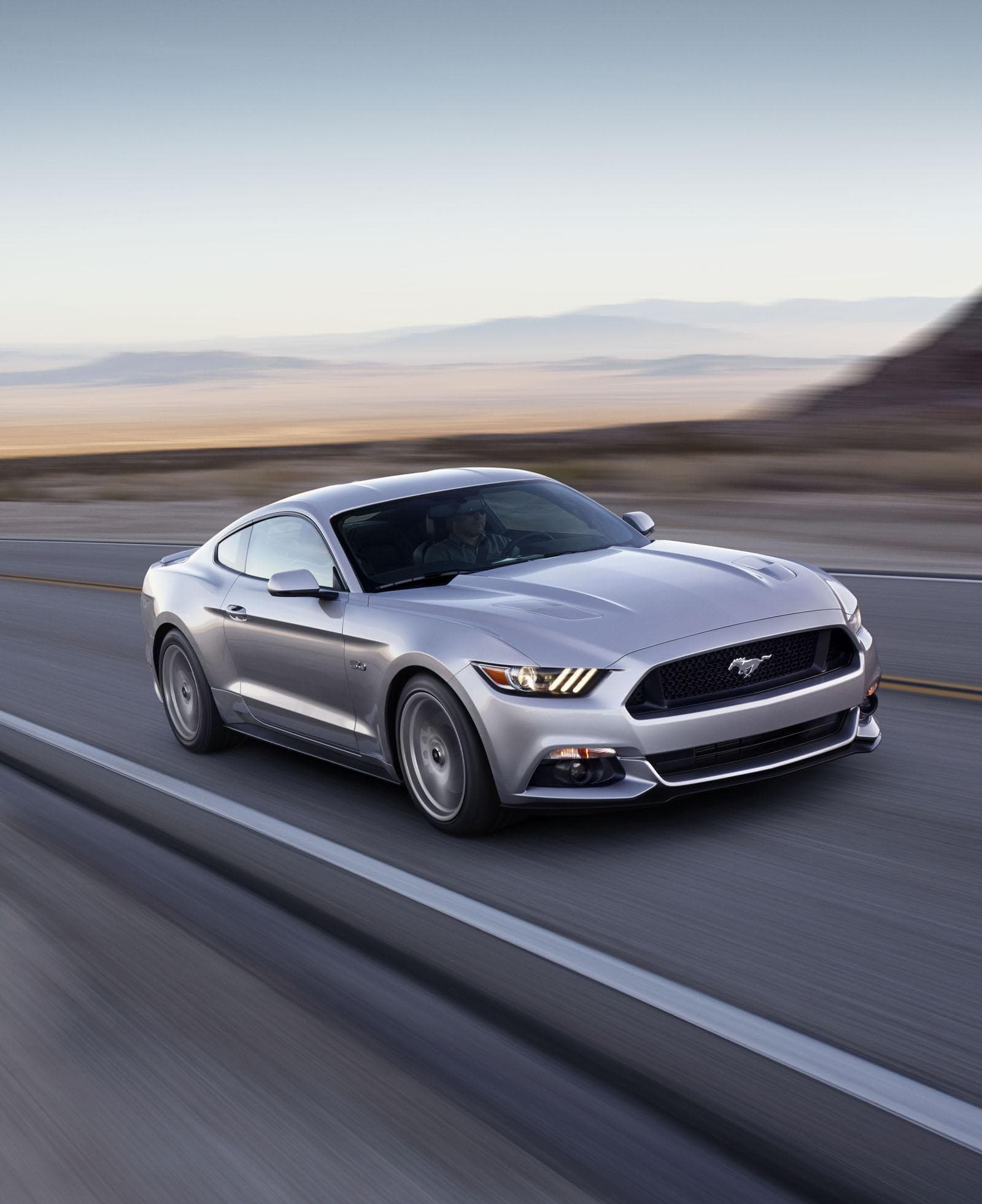 Ford Mustang 6 For mobile