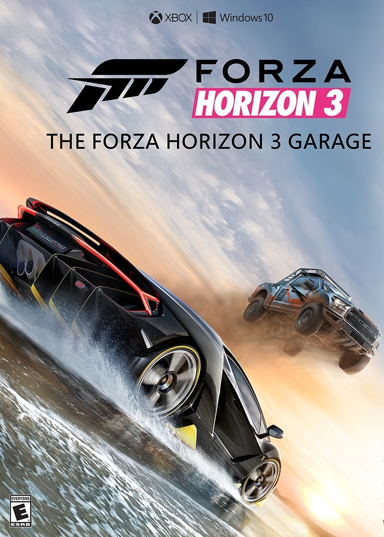 Forza Horizon 3 For mobile