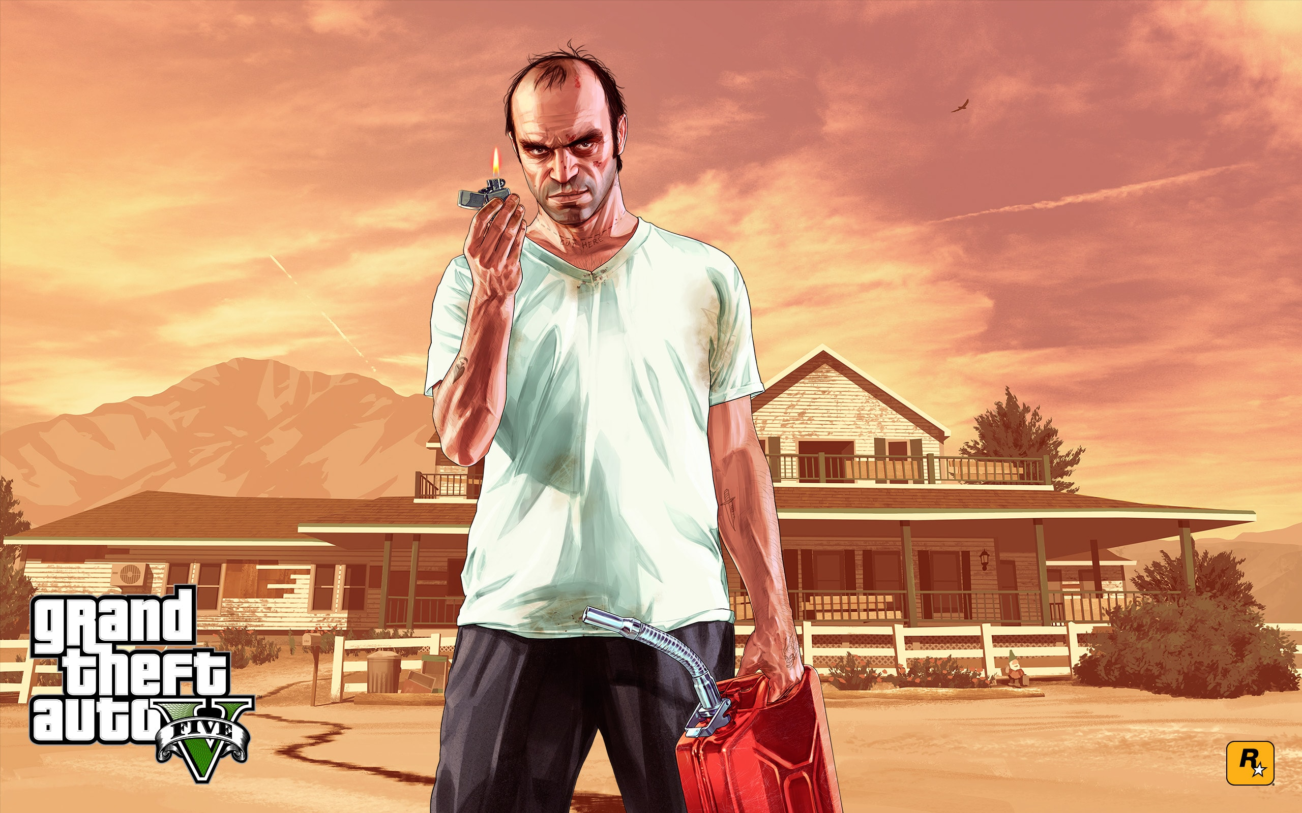 GTA 5 HD pictures