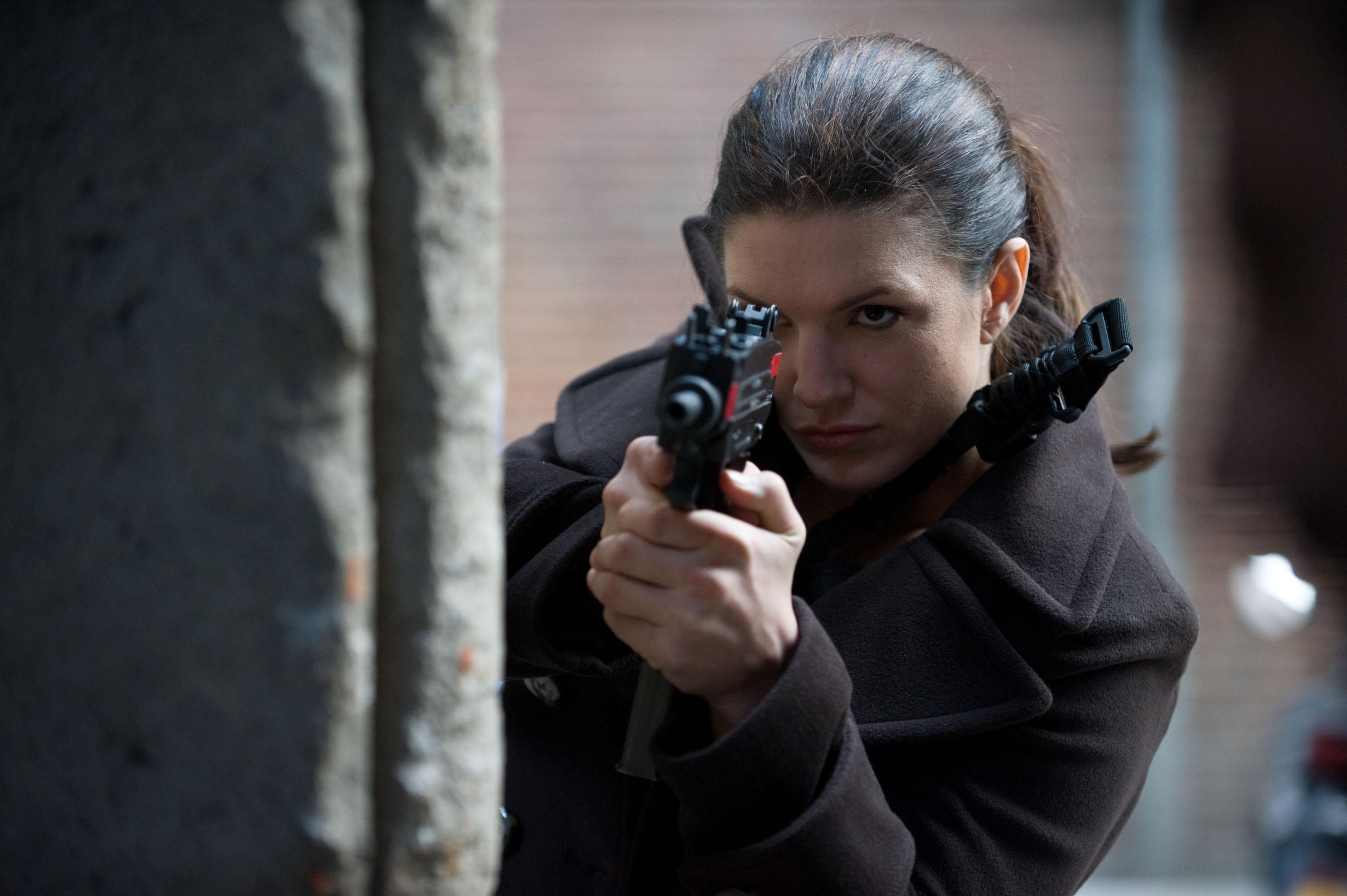 Gina Carano Widescreen for desktop