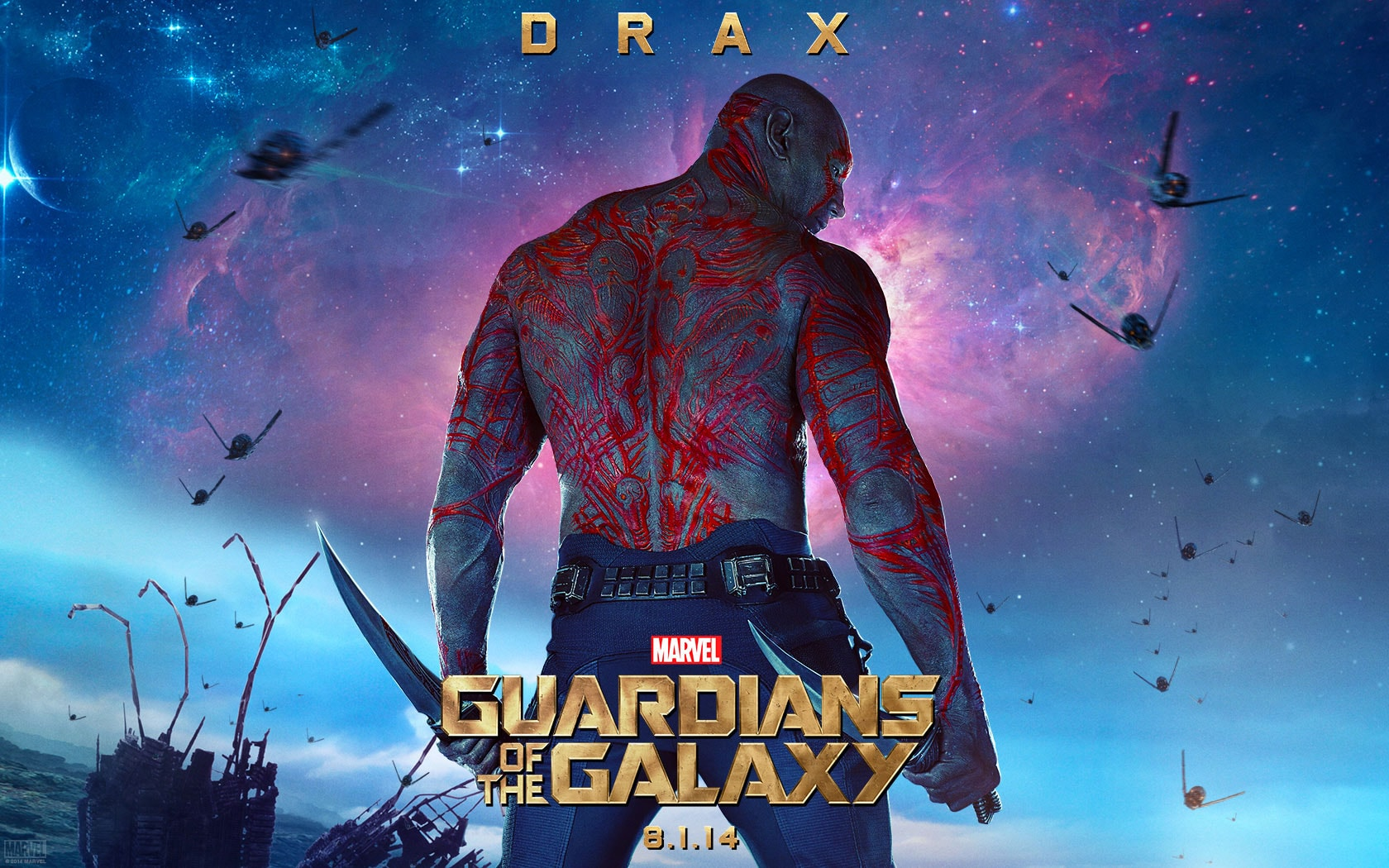 Guardians Of The Galaxy for mobile