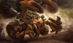Hearthstone: Goblins Vs. Gnomes widescreen for desktop