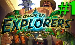 Hearthstone: League of Explorers full hd wallpapers