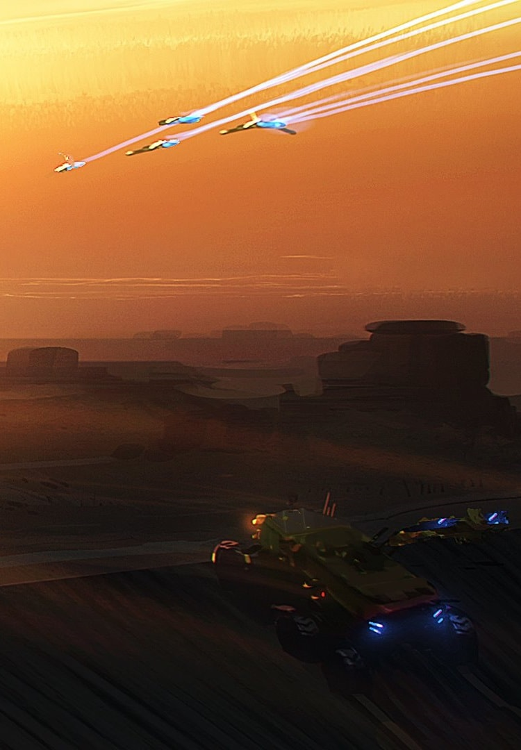 Homeworld: Deserts of Kharak For mobile