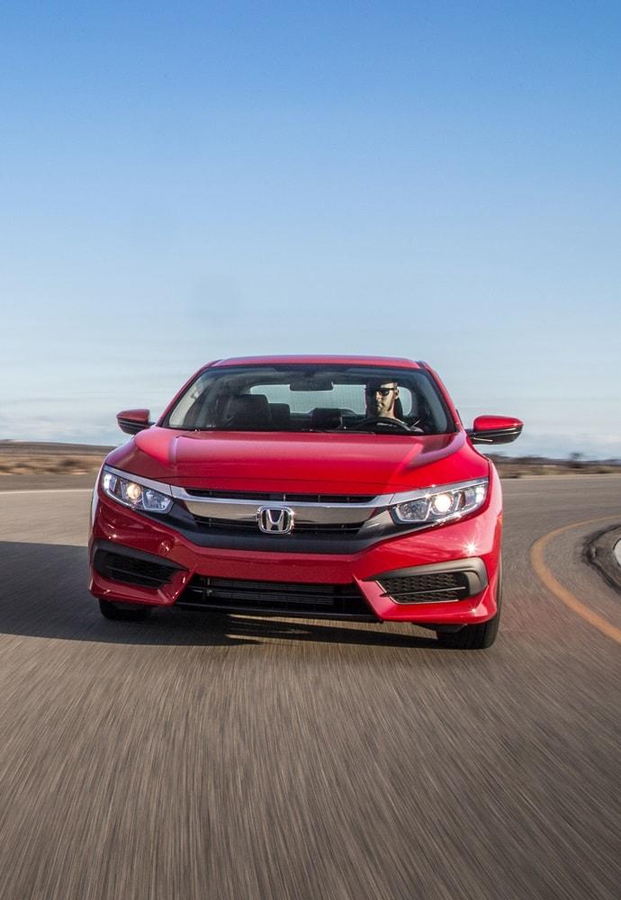 Honda Civic 10 For mobile
