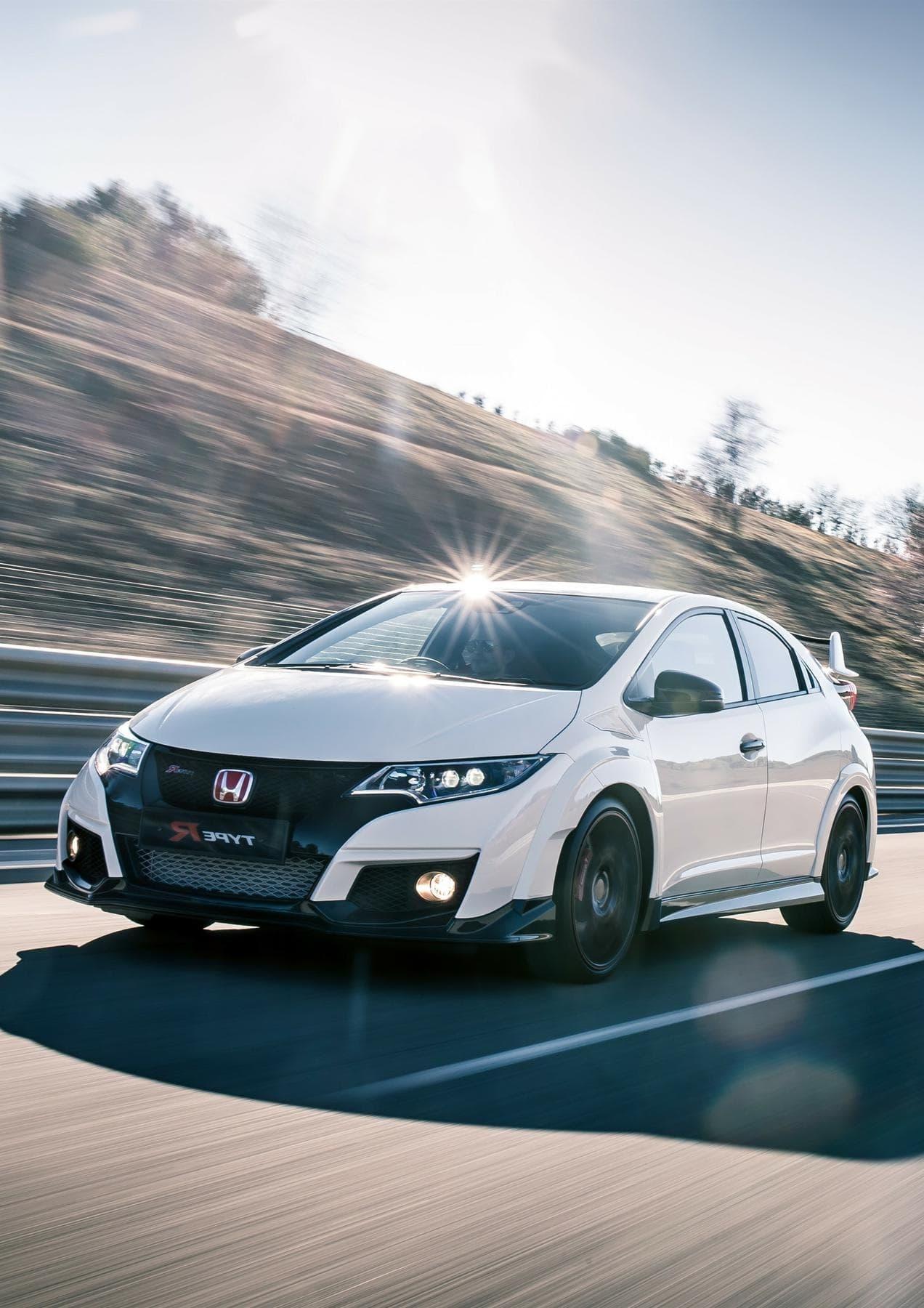 Honda Civic Type R Hd Wallpapers 7wallpapers Net