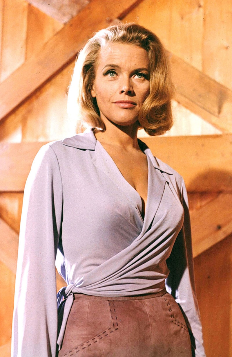 Honor Blackman For mobile