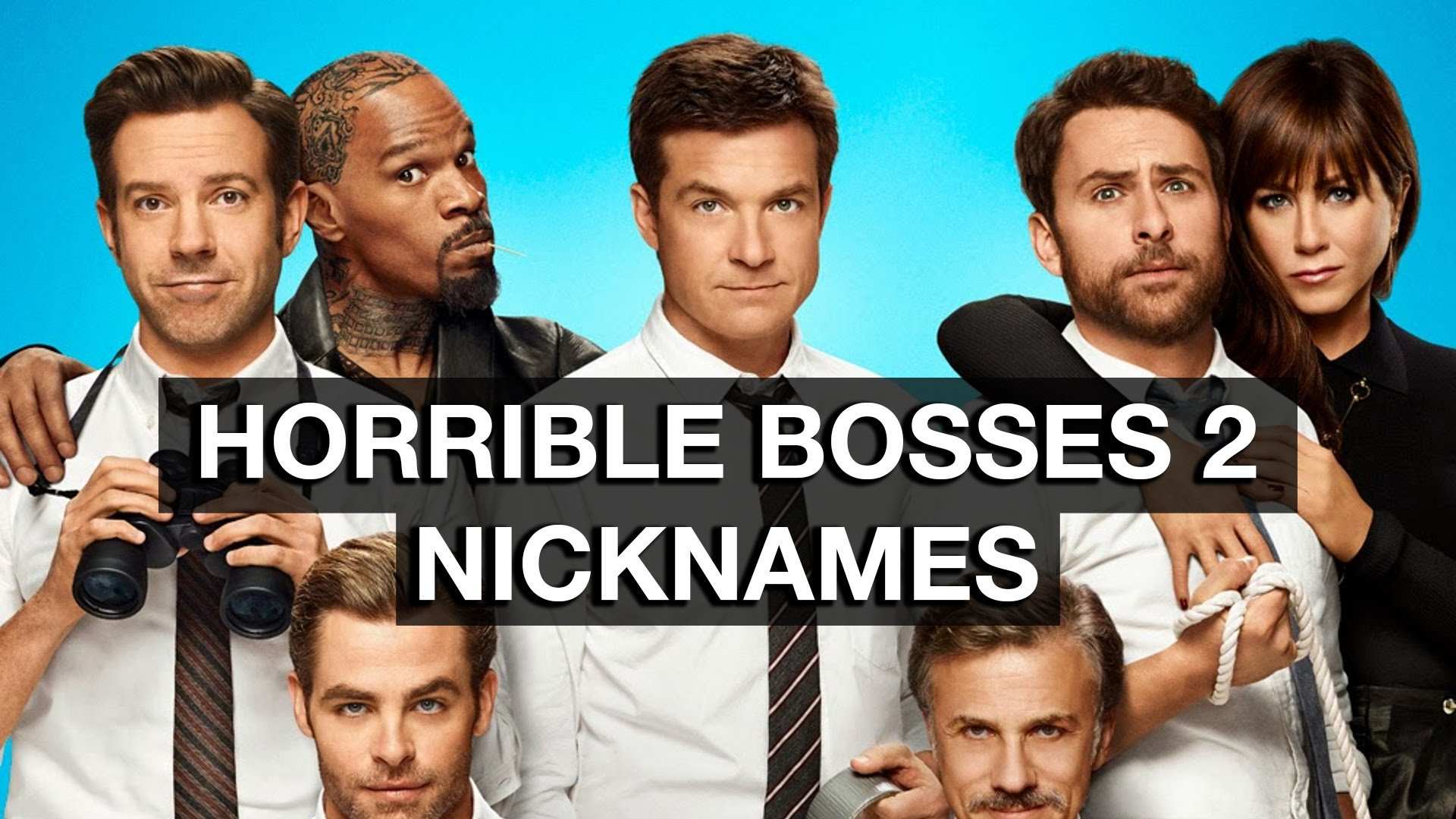 Horrible Bosses 2 full hd wallpapers