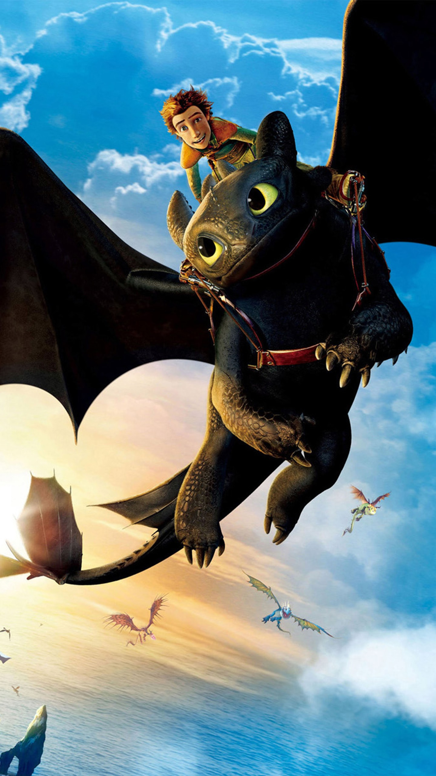 How to Train Your Dragon 2 For mobile