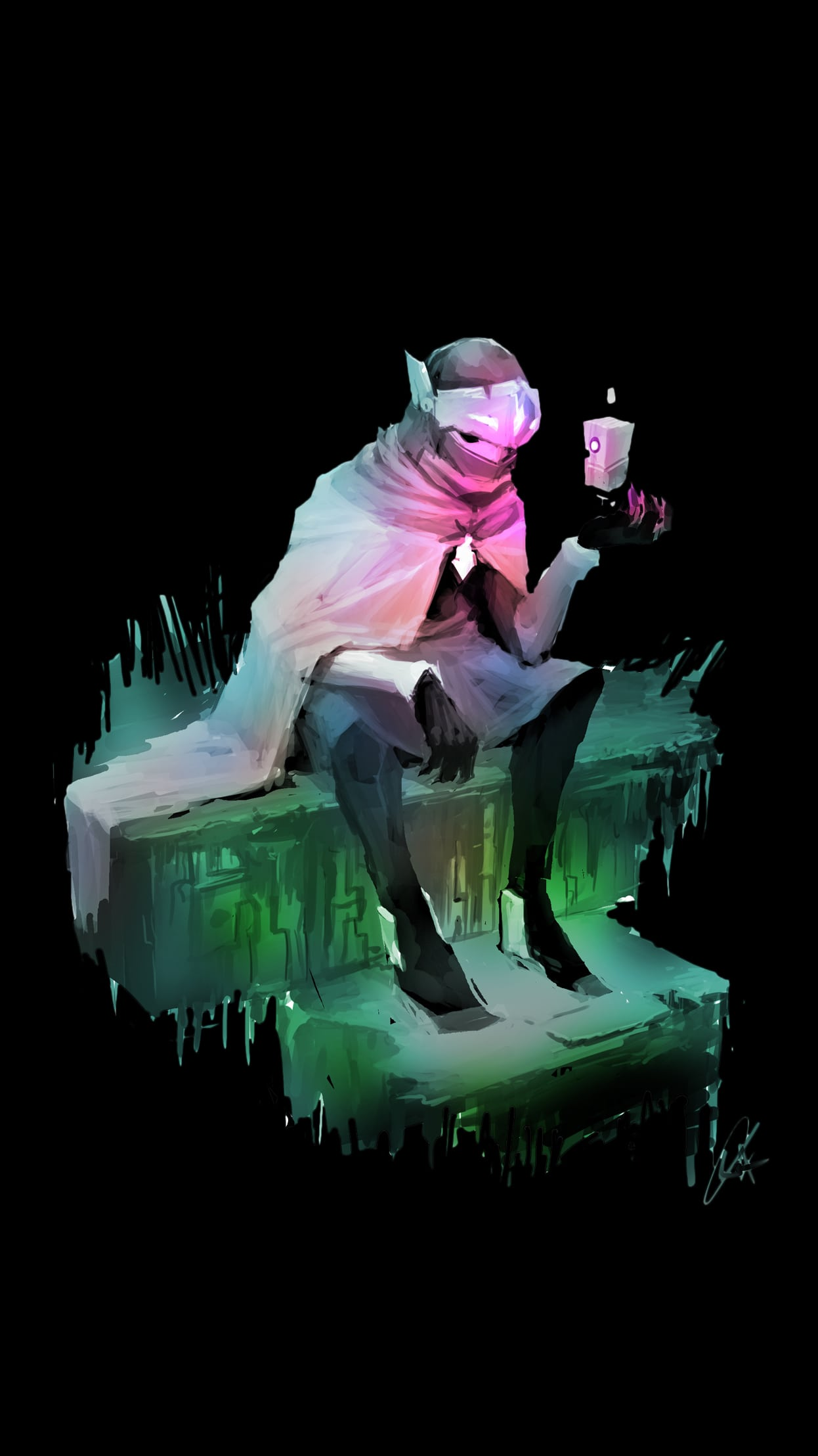 Hyper Light Drifter For mobile