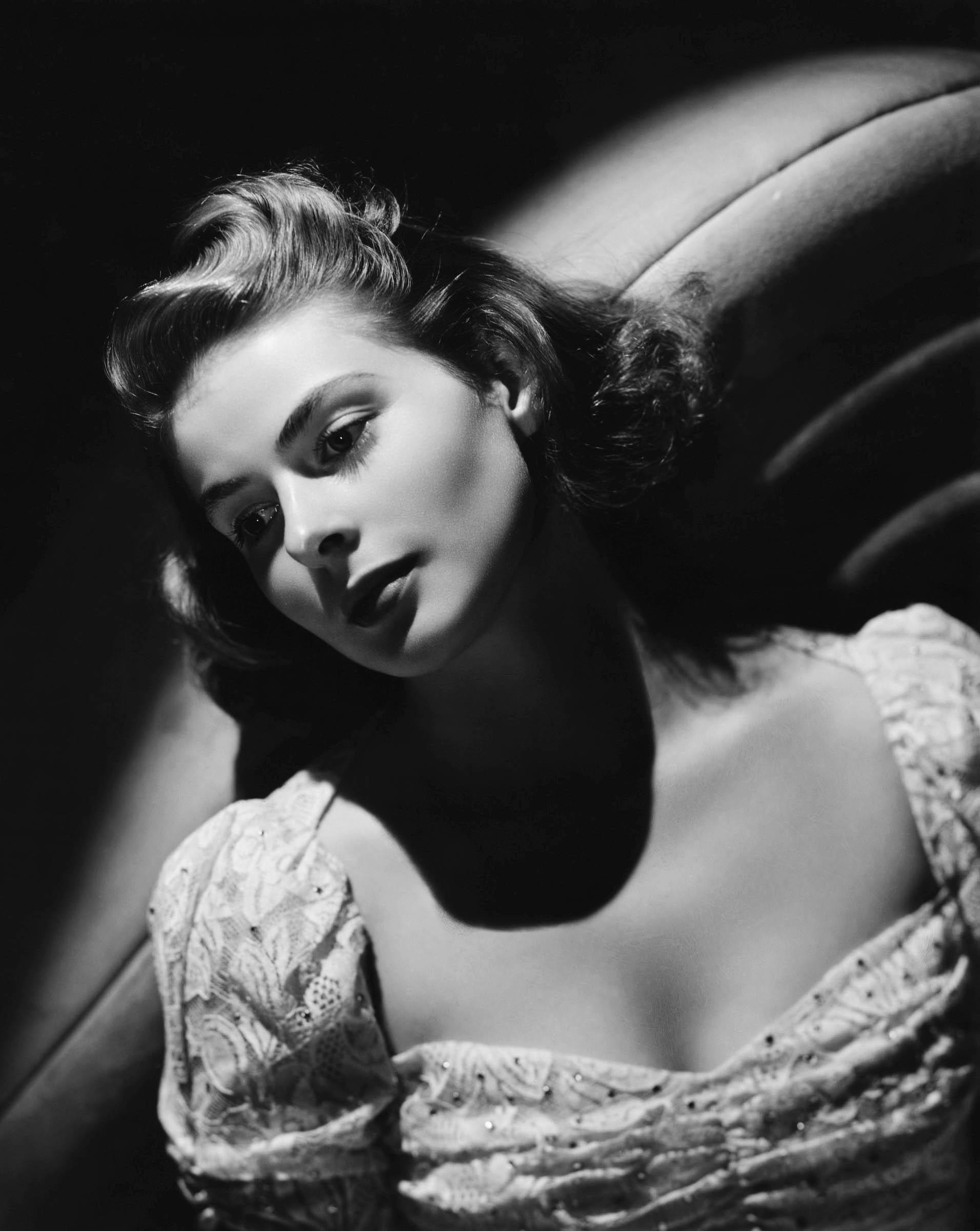 Ingrid Bergman For mobile