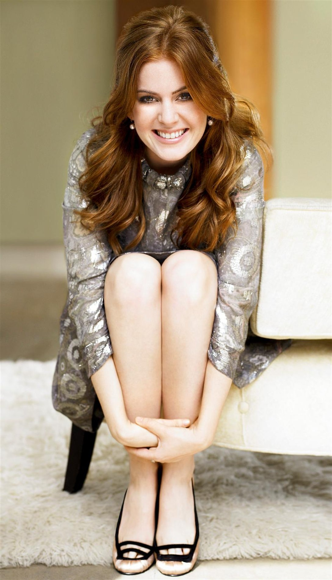 Isla Fisher For mobile