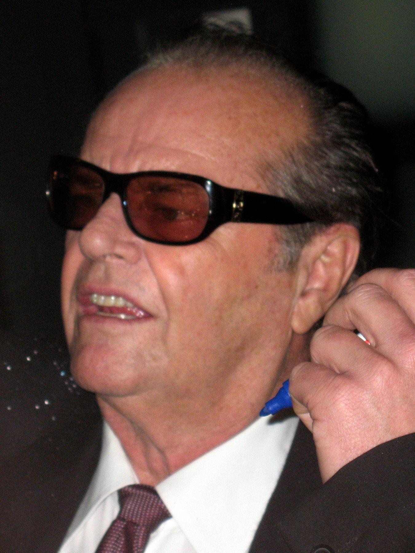 Jack Nicholson For mobile