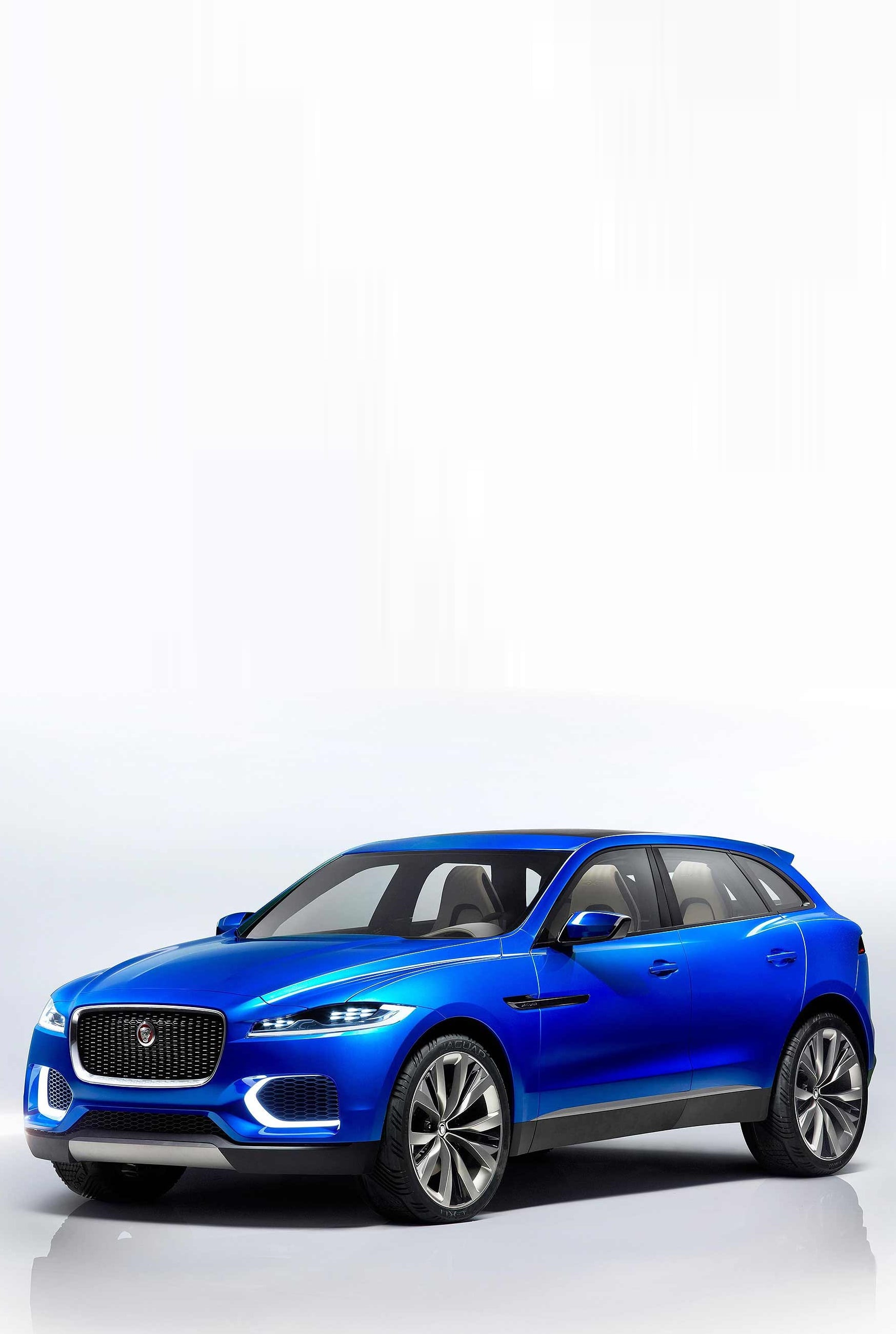 Jaguar F-Pace For mobile