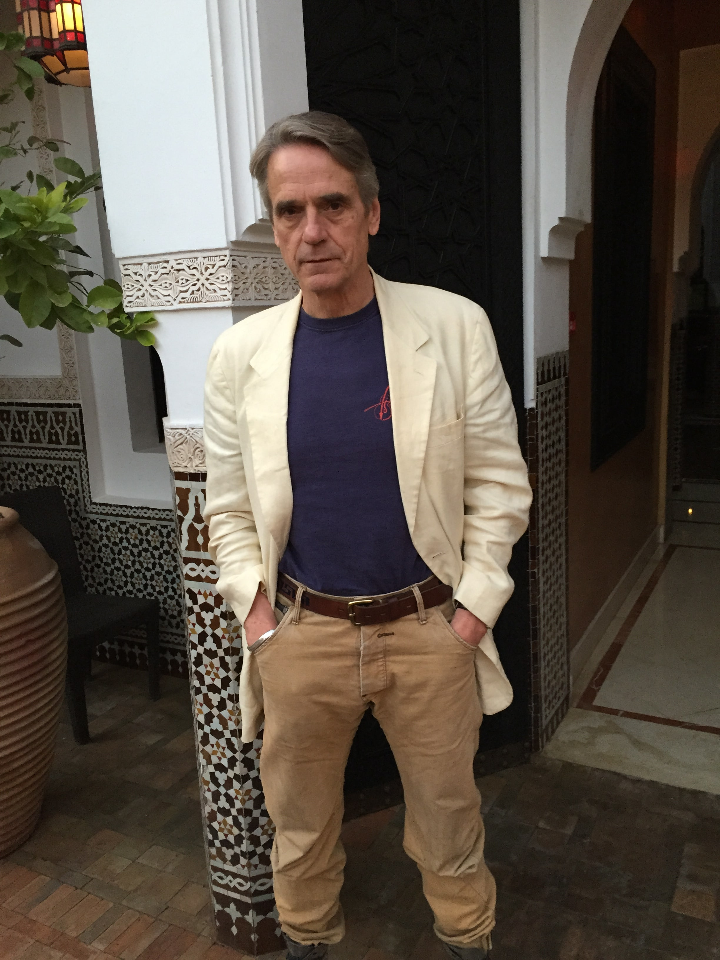 Jeremy Irons For mobile