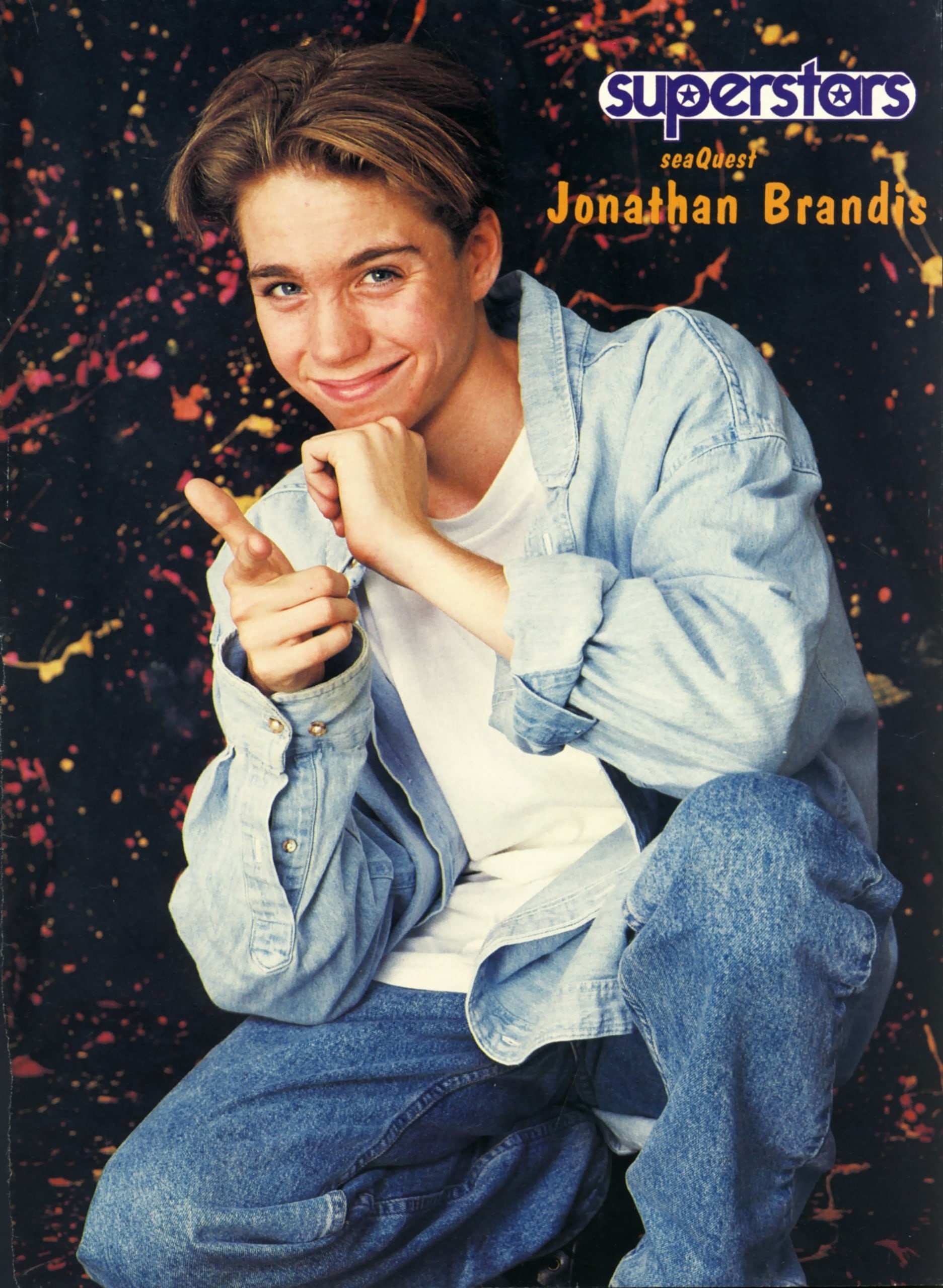 Jonathan Brandis For mobile