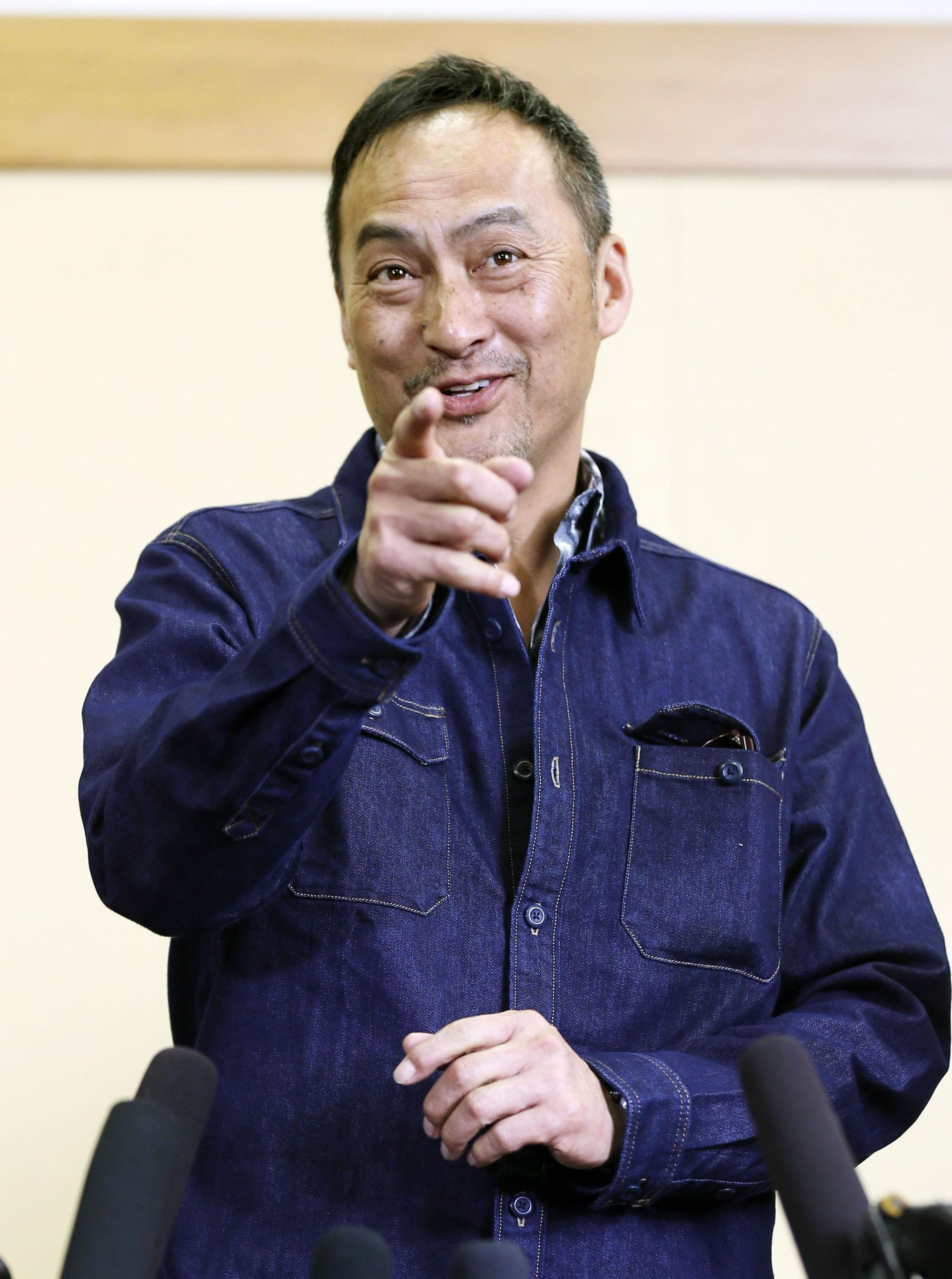 Ken Watanabe For mobile