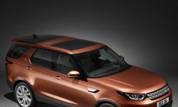 Land Rover Discovery 5 For mobile