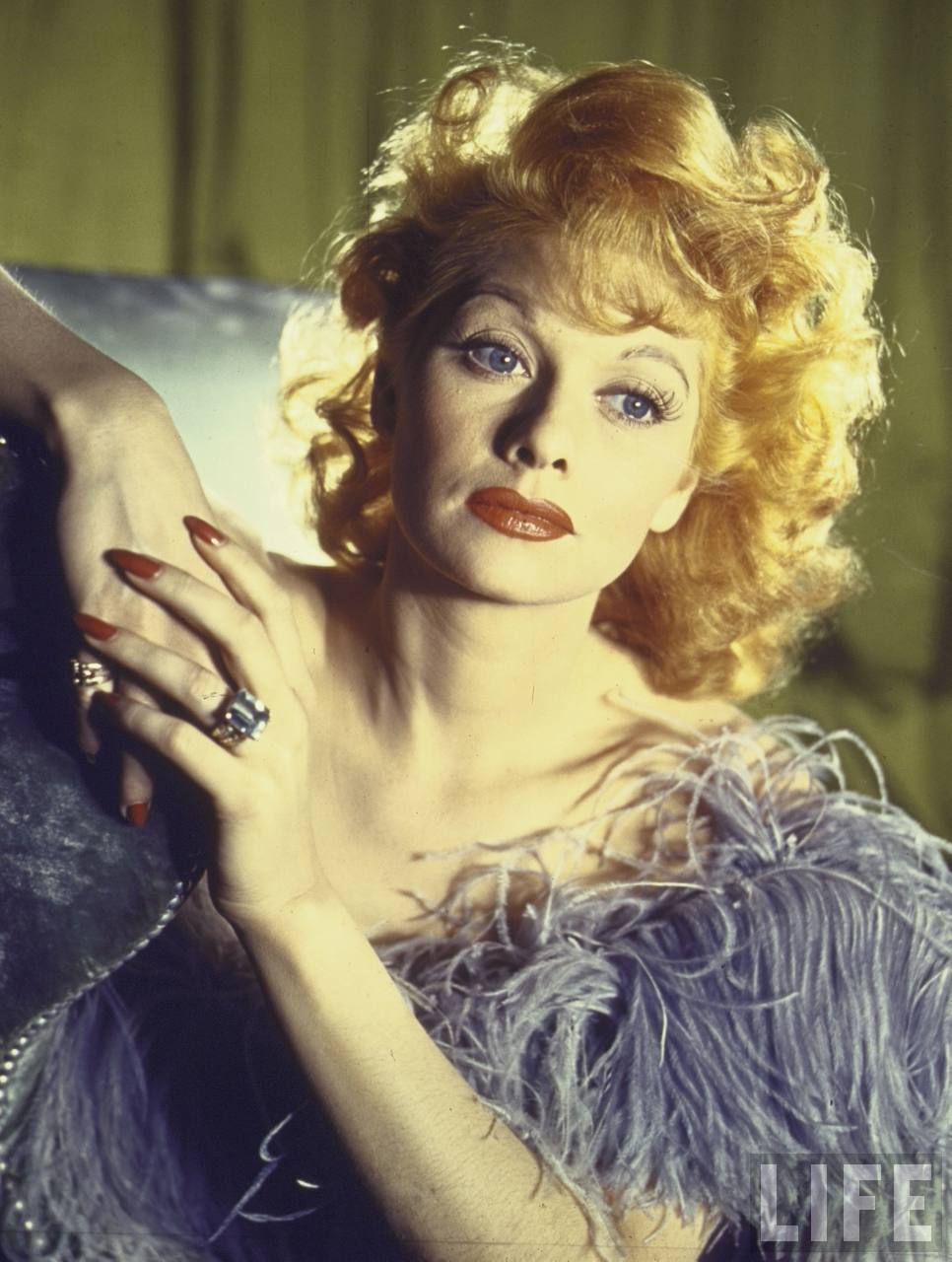 Lucille Ball For mobile