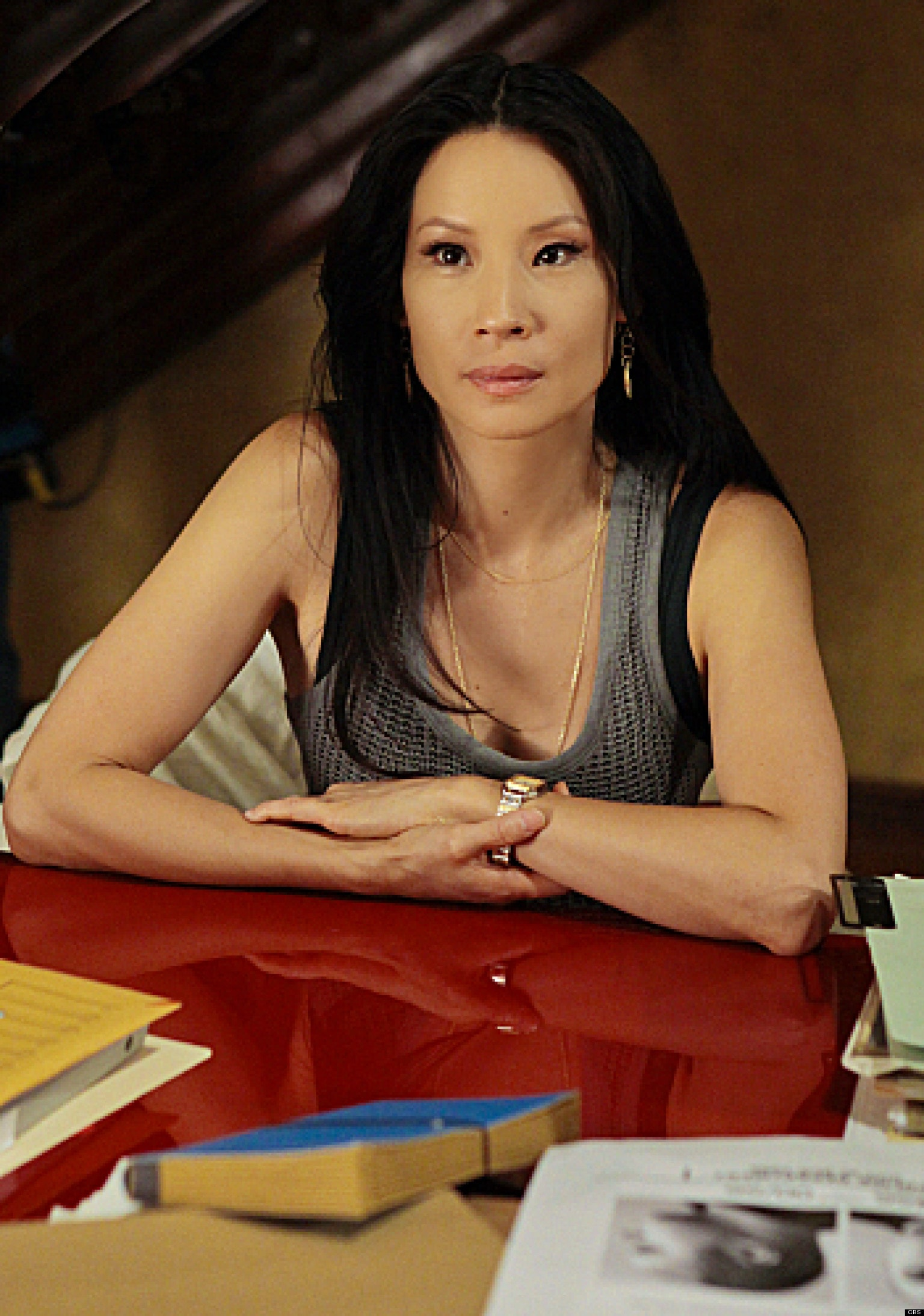 Lucy Liu For mobile
