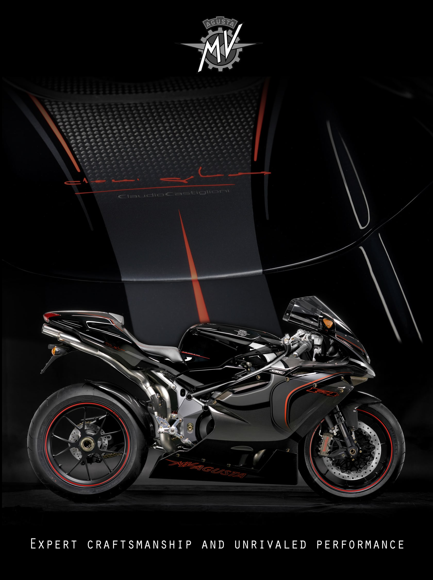 MV Agusta F4 CC For mobile