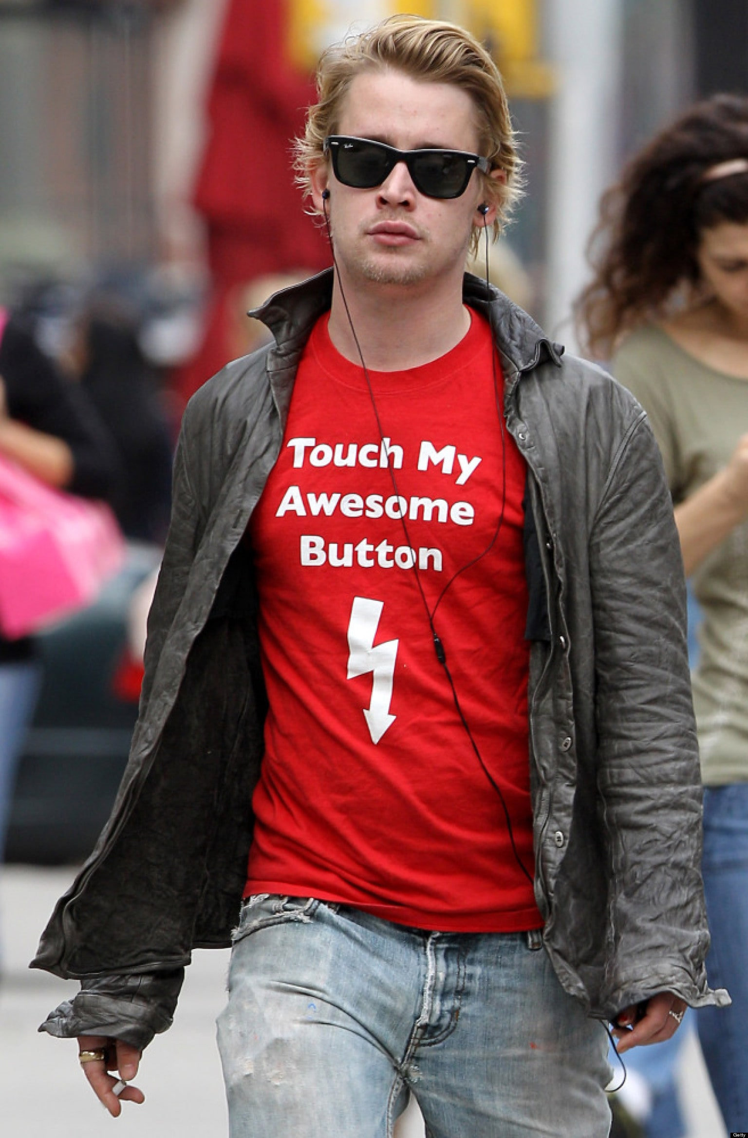 Macaulay Culkin For mobile