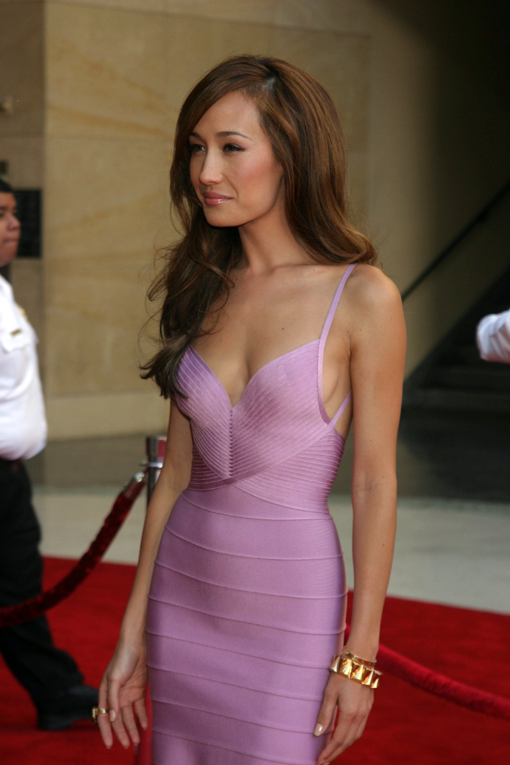 Maggie Q For mobile
