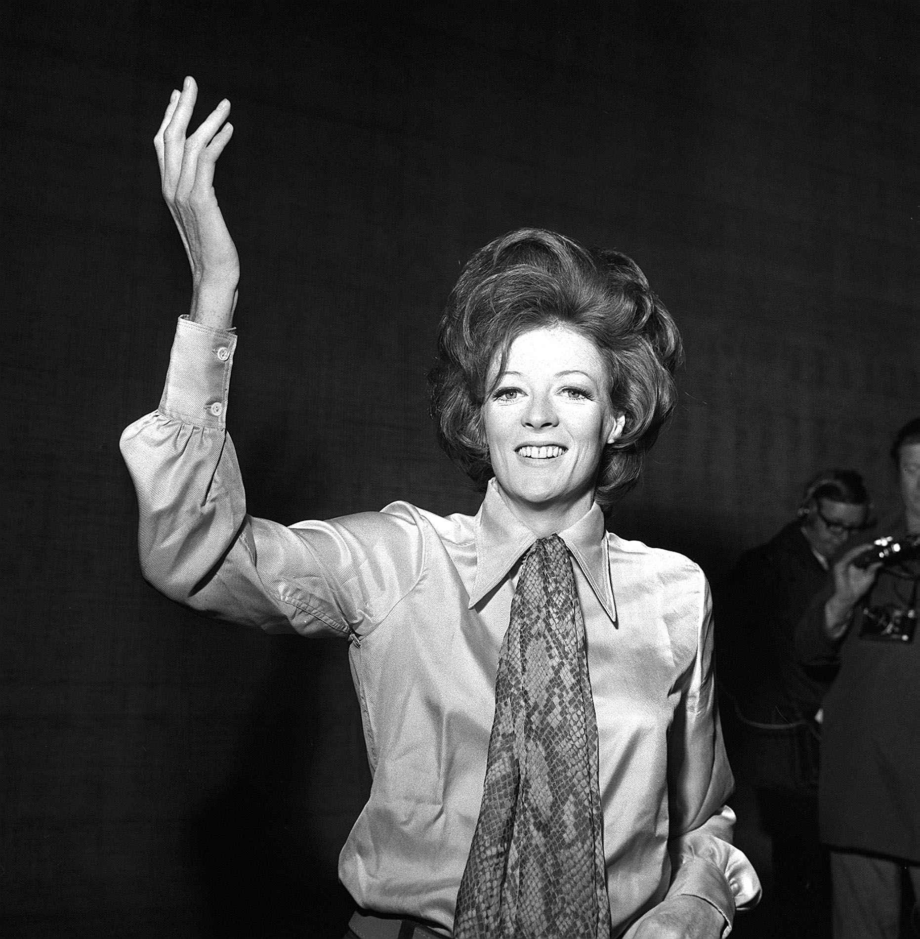 Maggie Smith For mobile