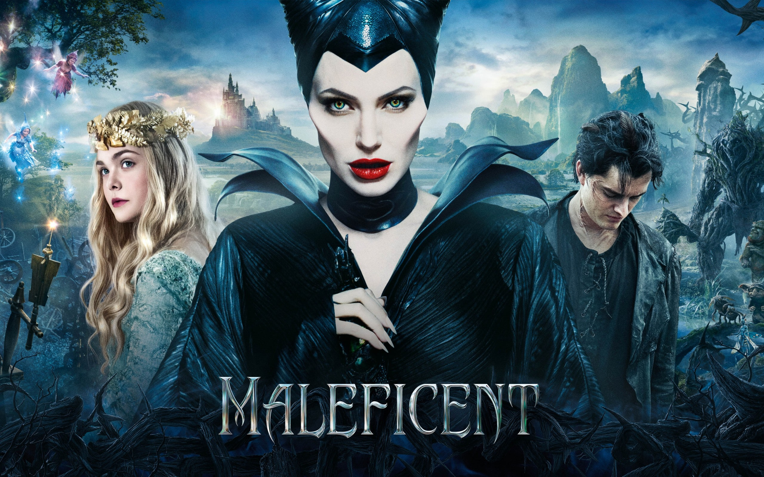 Maleficent for mobile