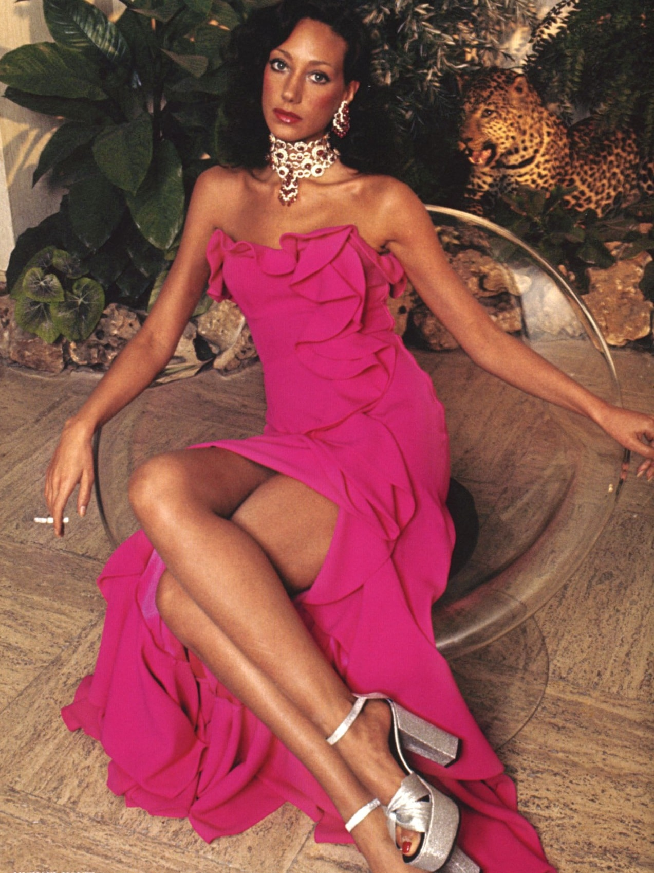Marisa Berenson For mobile