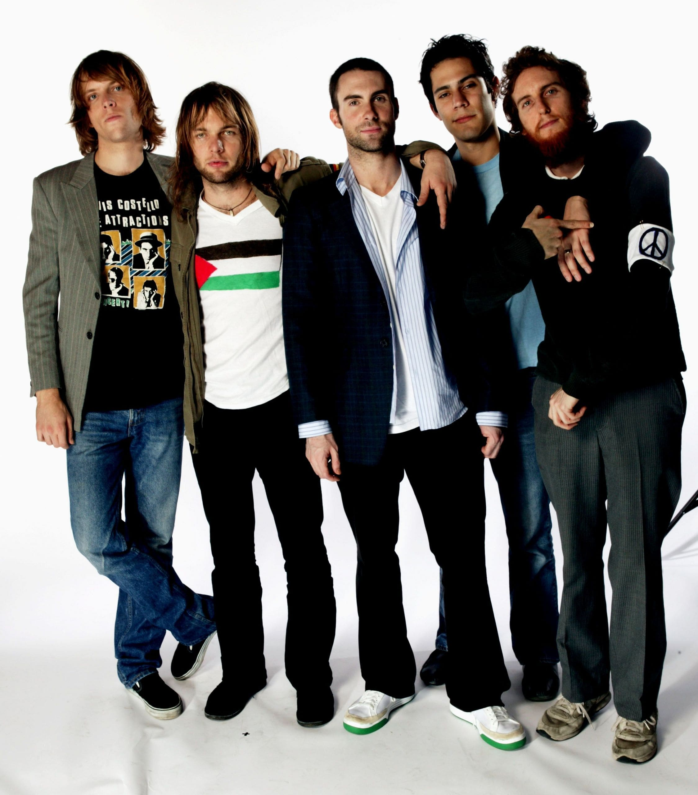 Maroon 5 For mobile