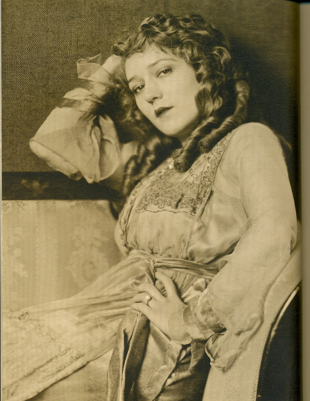 Mary Pickford For mobile