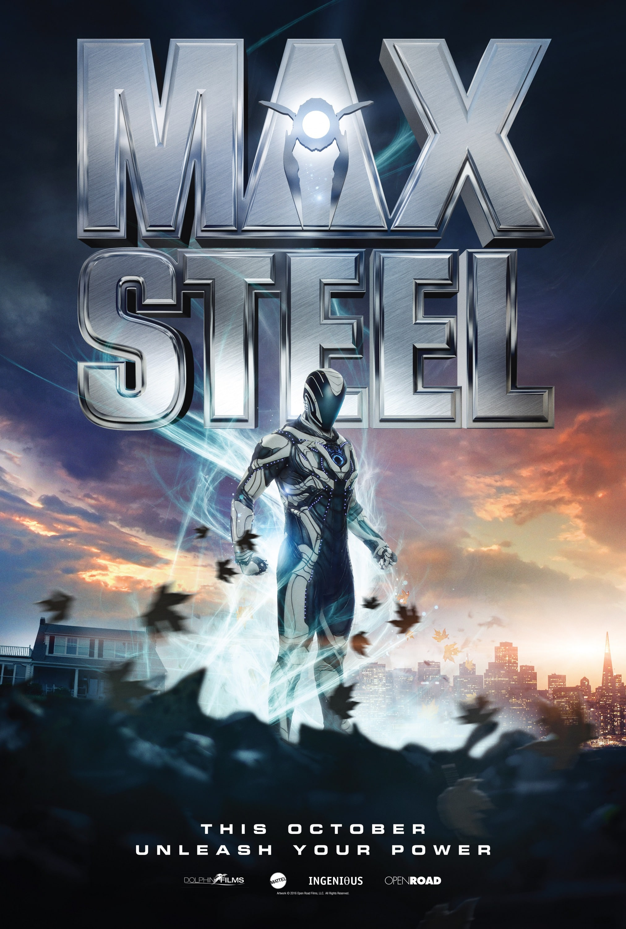 Max Steel For mobile