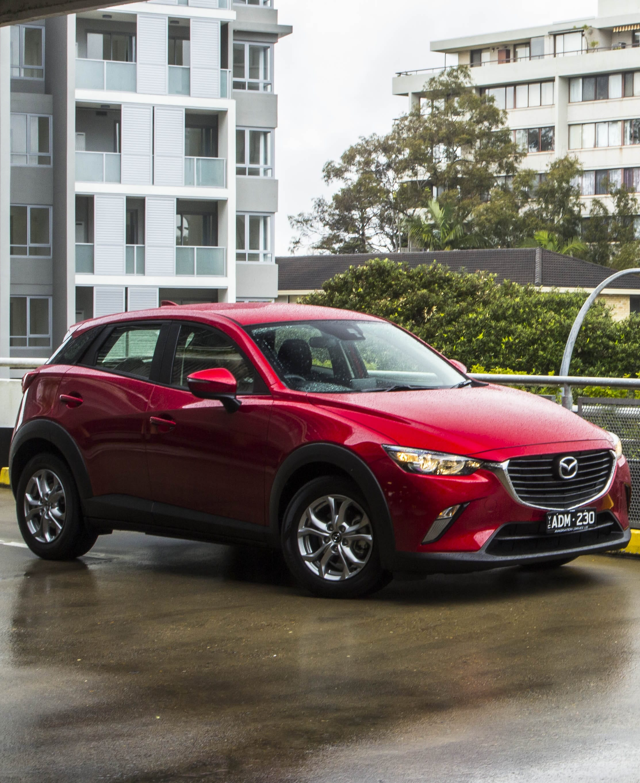 Mazda CX-3 For mobile