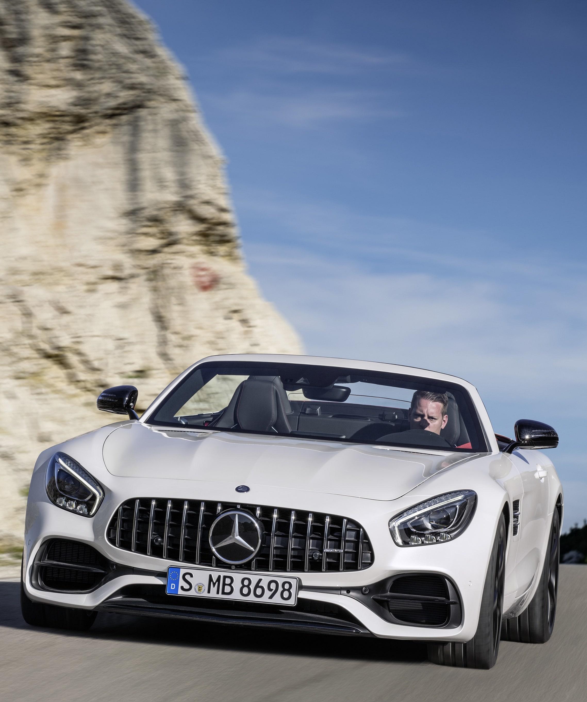 Mercedes-AMG GT Roadster For mobile