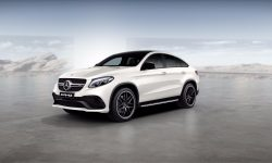 Mercedes-Benz GLE coupe widescreen