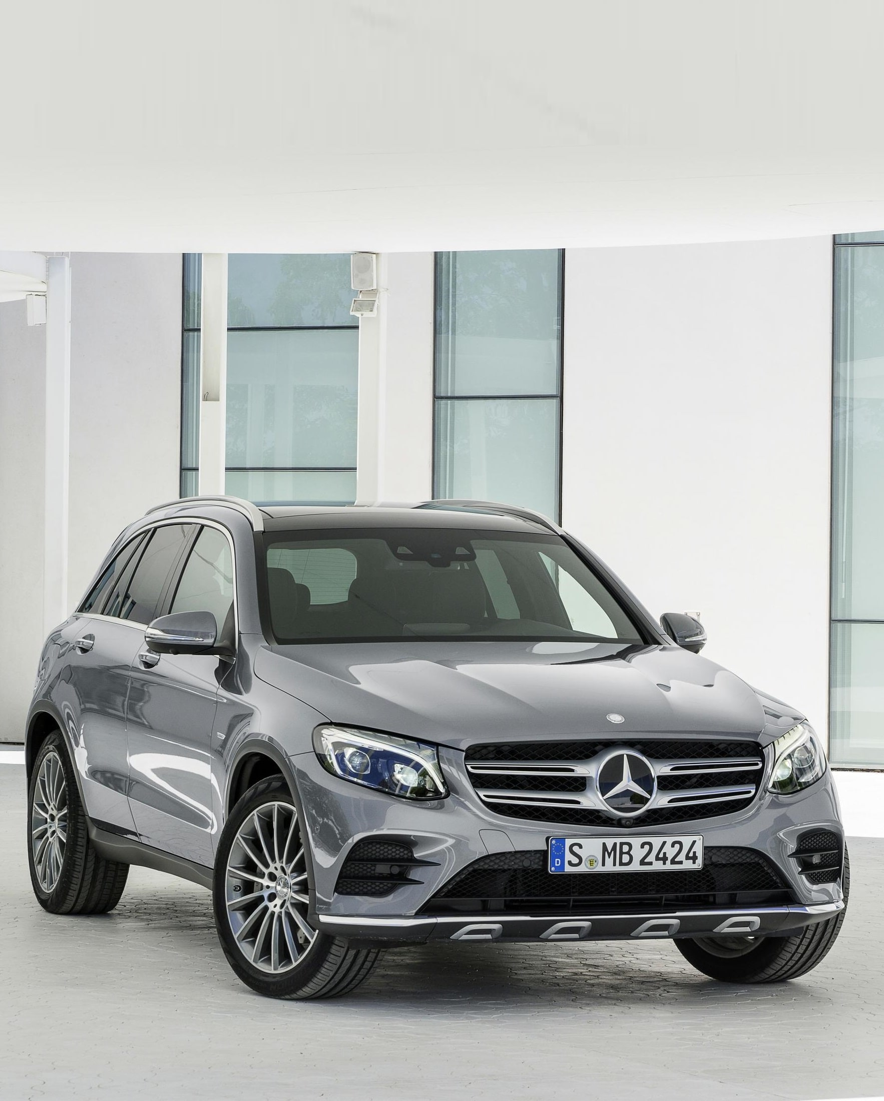 Mercedes GLC For mobile