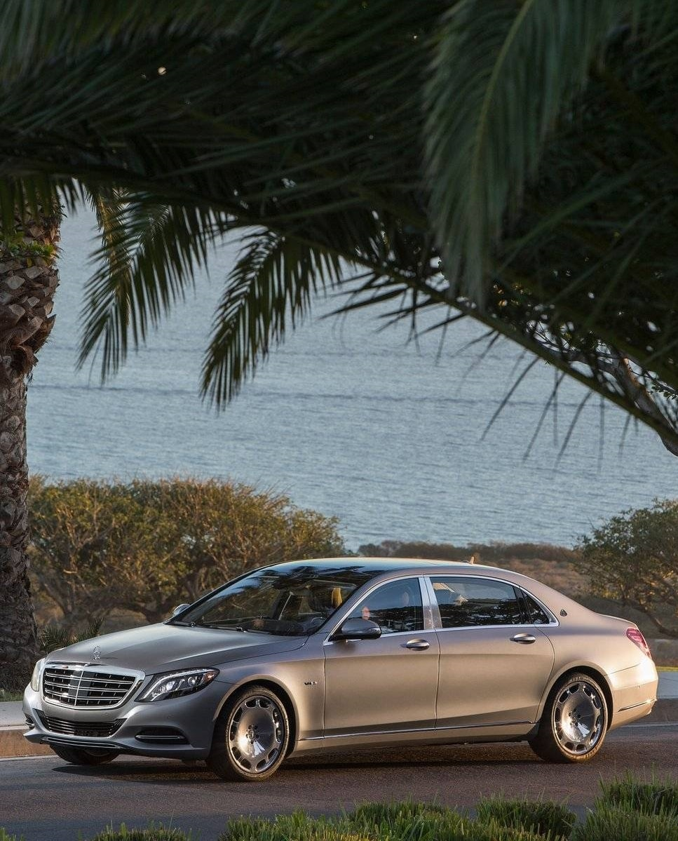 Mercedes-Maybach S-Class For mobile