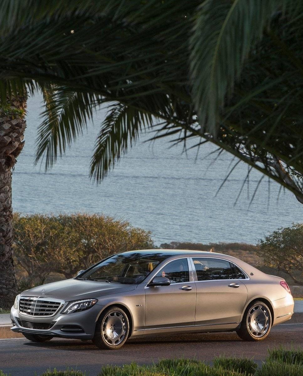 Maybach Car Wallpaper: Mercedes-Maybach S-Class HD Wallpapers
