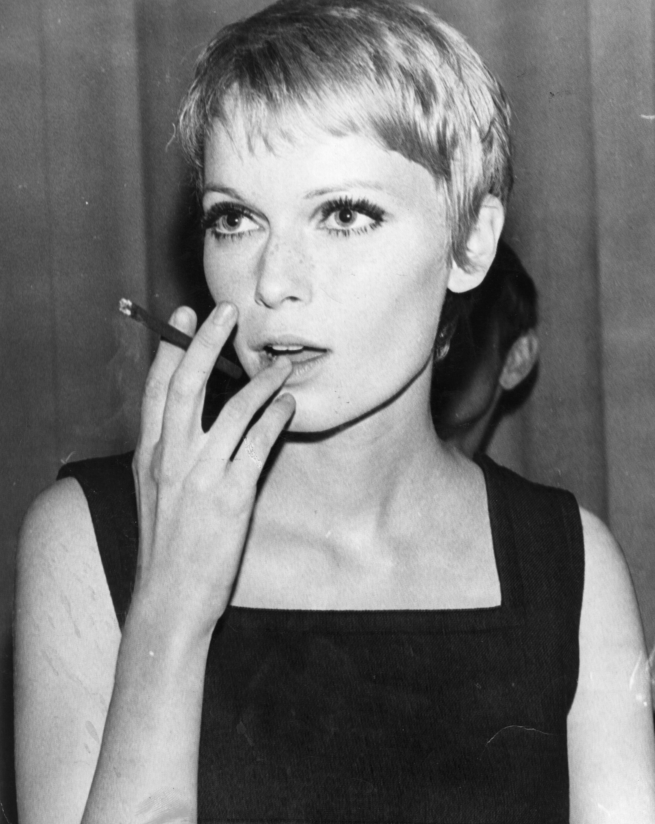 Mia Farrow For mobile