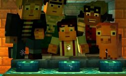 Minecraft: Story Mode - Episode 3: The Last Place You Look For mobile