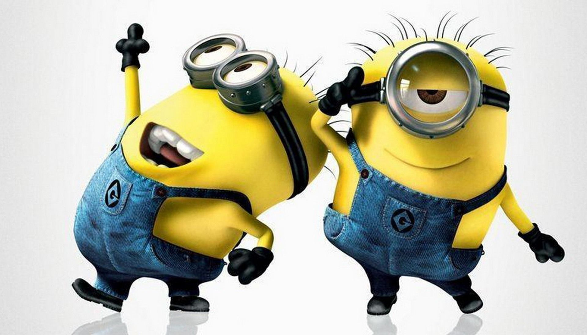 Minions for mobile