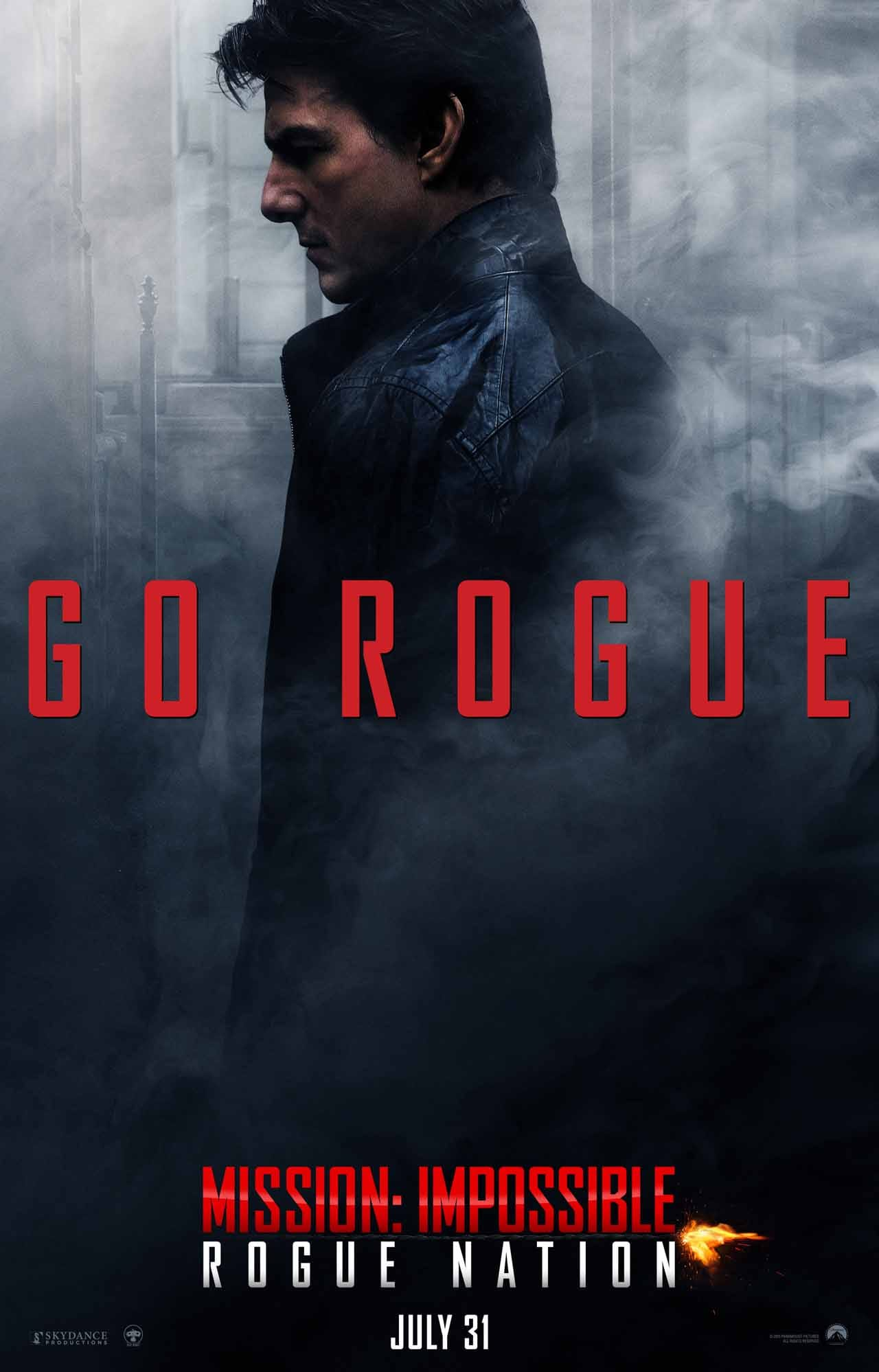 Mission: Impossible - Rogue Nation For mobile