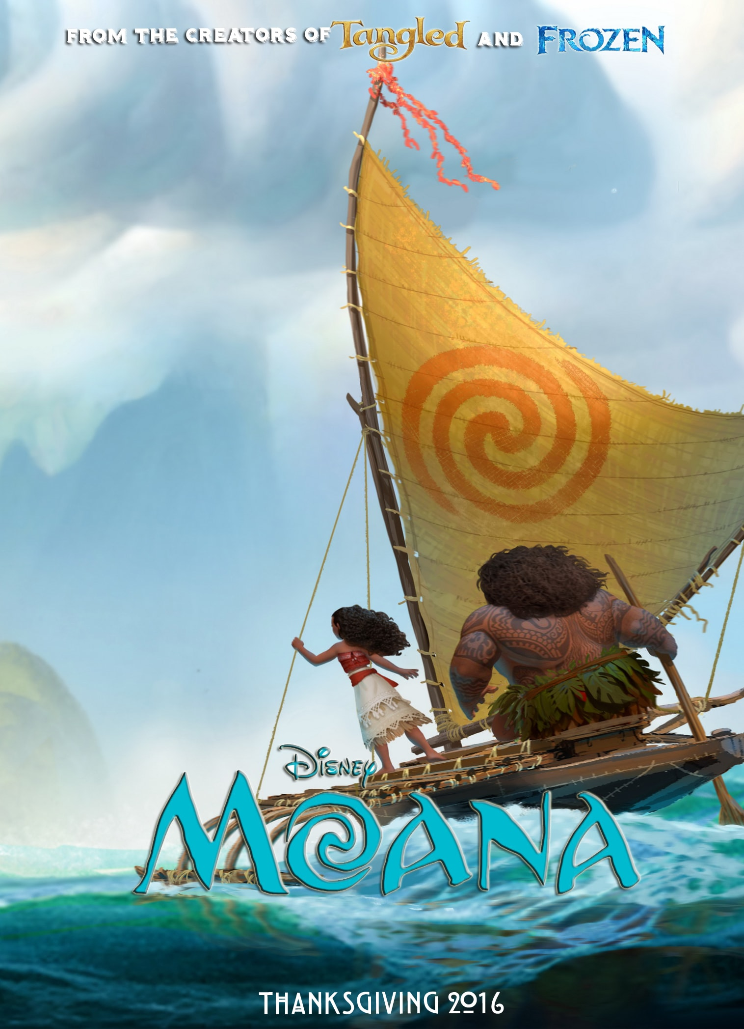Moana For mobile