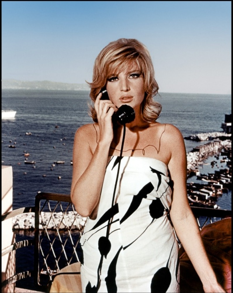 Monica Vitti For mobile